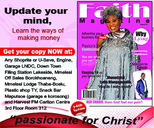 Faith Magazine 14th Issue