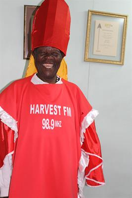 Big supporter of Harvest FM