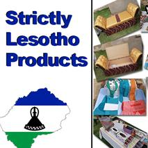 Strictly Lesotho Products<br />11 April 2016
