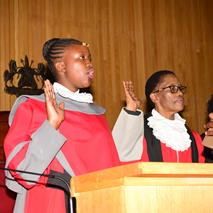 Little Chief Justice - Mapitso Ramokotjo<br />16 December 2019