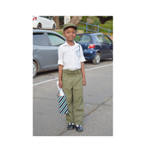 Little Commissioner Of Correctional Services - Lebohang Molefi 2019<br />06 December 2019