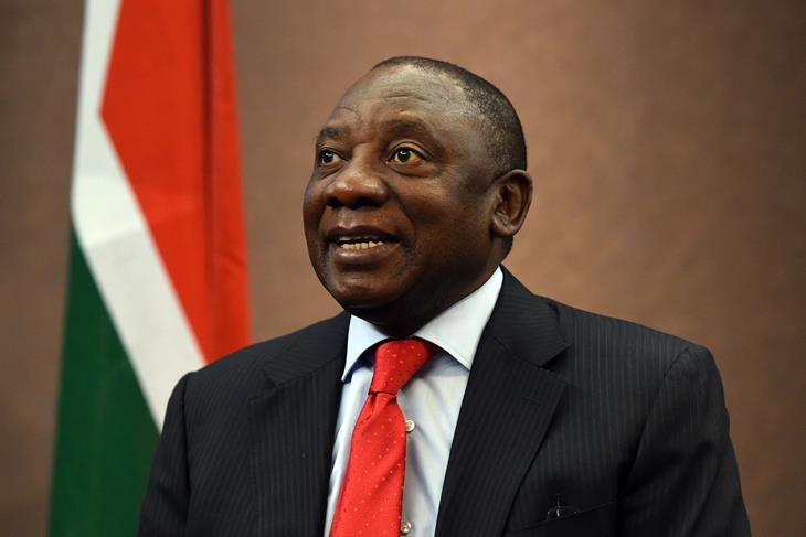 Ramaphosa meet officials and opposition in Lesotho