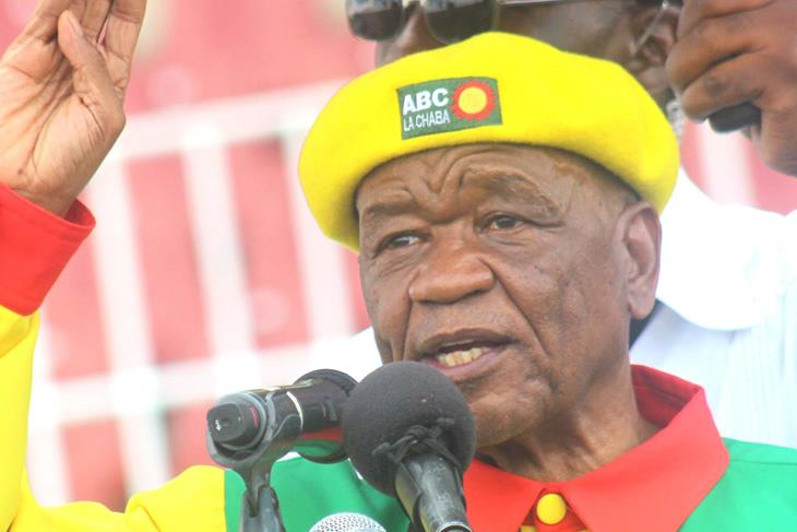 THABANE URGE THE POLICE TO COMBAT CRIME