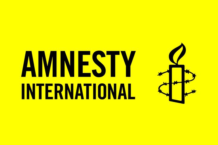 Amnesty International calls on governments to stop death penalty.
