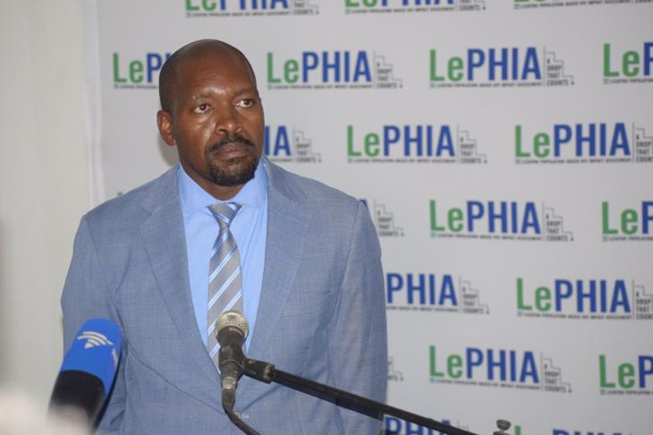 LePHIA announces results of its HIV/AIDS studies in Lesotho.<br/>LePHIA announces results of its HIV/AIDS studies in Lesotho.<br/>LePHIA announces results of its HIV/AIDS studies in Lesotho.