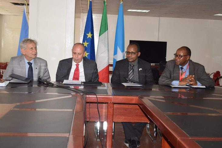 African Development Bank Multi-Partner Infrastructure Fund to receive €1 million from Italy