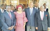 SADC Organ Troika Plus SADC Chairperson Ministerial Fact Finding Mission to Kingdom of Lesotho